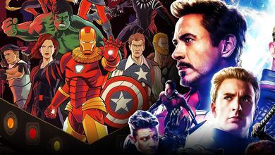 Avengers Endgame Shakespeare