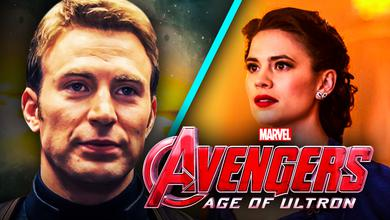 Chris Evans Captain America Hayley Atwell Peggy Carter