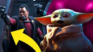 Baby Yoda, Greef Karga