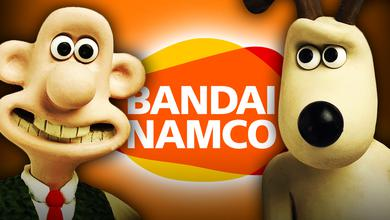 Bandai Wallace Gromit