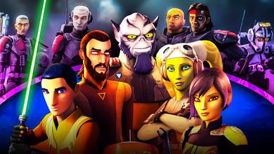 Star Wars, The Bad Batch, Star Wars Rebels