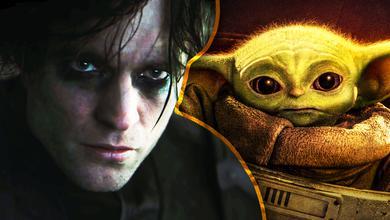 Batman and Baby Yoda