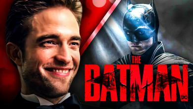 Robert Pattinson The Batman Suit Costume