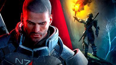 Mass Effect, Dragon Age