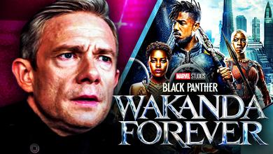 Martin Freeman, Black Panther: Wakanda Forever