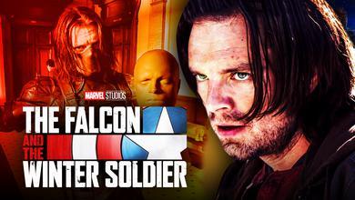 Sebastian Stan, Falcon and Winter Soldier