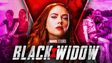 Black Widow, Scarlett Johansson, David Harbour