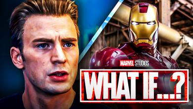 Chris Evans, Captain America with Iron Man, What If...?