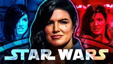 Gina Carano Cara Dune Star Wars