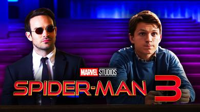 Matt Murdock Peter Parker Spider-Man 3 logo