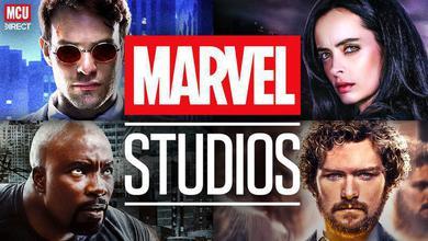 Marvel Defenders on Netflix