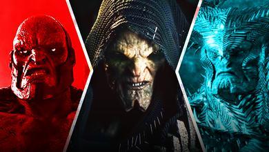 Desaad, Darkseid, Steppenwolf