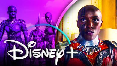 Disney Plus Wakanda Dora Milaje Janeshia Adams-Ginyard