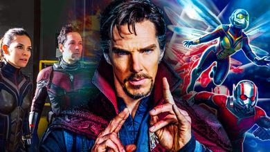 Doctor Strange Benedict Cumberbatch Ant-Man and Wasp