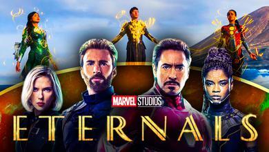 Marvel's Eternals Avengers