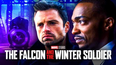 John Walker, The Falcon and the Winter Soldier