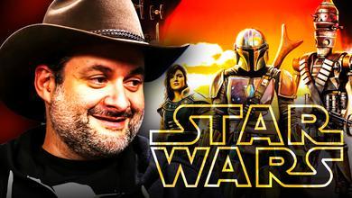 Dave Filoni Star Wars Mandalorian