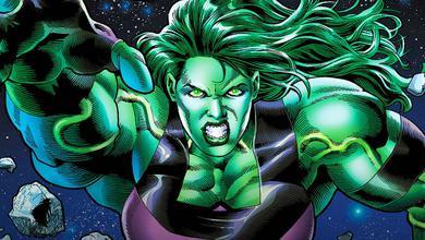 She-Hulk Comic