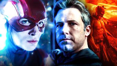 Ben Affleck Batman Flash