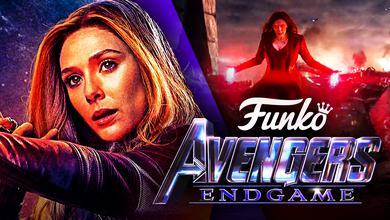 Avengers Endgame Wanda Maximoff Scarlet Witch
