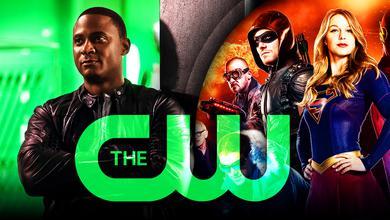 Dingle Arrowverse The CW Green Lantern