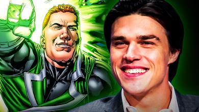 Green Lantern Guy Gardner Ginn Wittrock