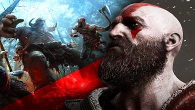 God of War Ragnarok Background