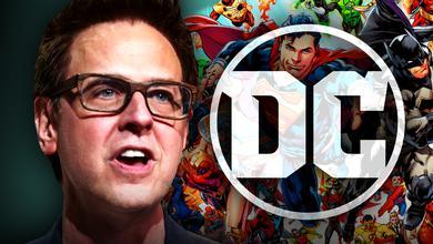 James Gunn DC Superheroes