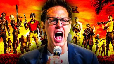 James Gunn, Suicide Squad team