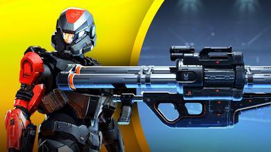 Halo Infinite Armor, Rocket Launcher
