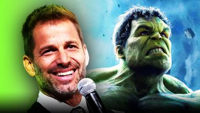 Zack Snyder Marvel Hulk