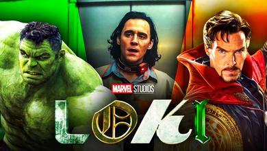Loki Doctor Strange Hulk