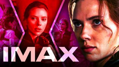 Black Widow IMAX