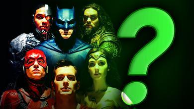 Justice League Question Mark