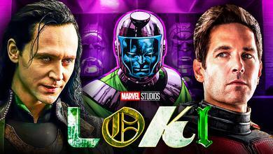 Loki Kang Ant Man