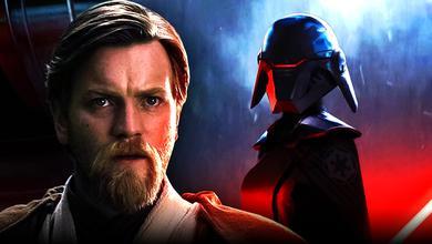 Ewan McGregor as Obi-Wan Kenobi, Inquisitor