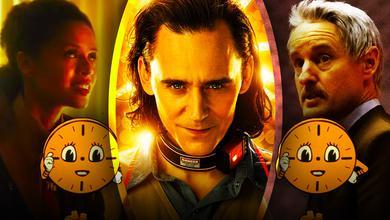 Loki Mobius Miss Minutes Tom Hiddleston