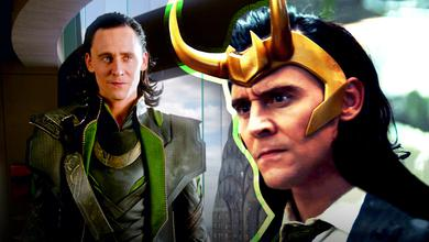 Loki in Avengers Tower, Loki from New Trailer