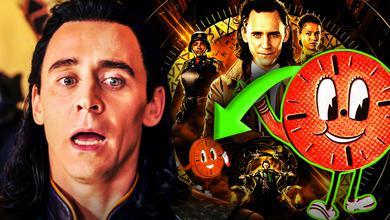 Tom Hiddleston Loki Miss Minutes