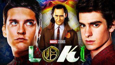 Loki Spider Man Tobey Maguire Andrew Garfield