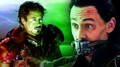 Iron Man, Loki