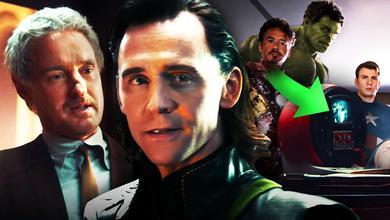 Owen Wilson, Loki, Avengers