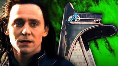 Loki, Avengers Tower