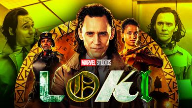 Tom Hiddleston Loki Series