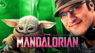 Mando Baby Yoda