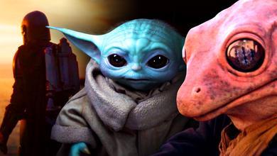 The Mandalorian, Baby Yoda, Frog Lady