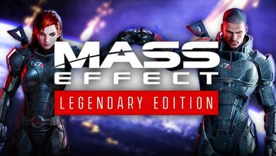 Mass Effect Logo, Mass Effect characters