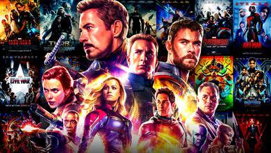 Marvel Movie Posters Avengers