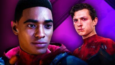 Miles Morales, Tom Holland Spider-Man