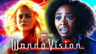 Captain Marvel, Monica Rambeau